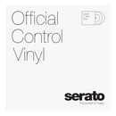 "Serato 7"" Standard Colors - Clear (Pair)"