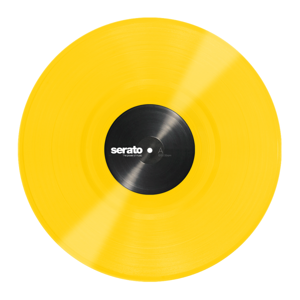 Serato Standard Colors (Pair) - Yellow