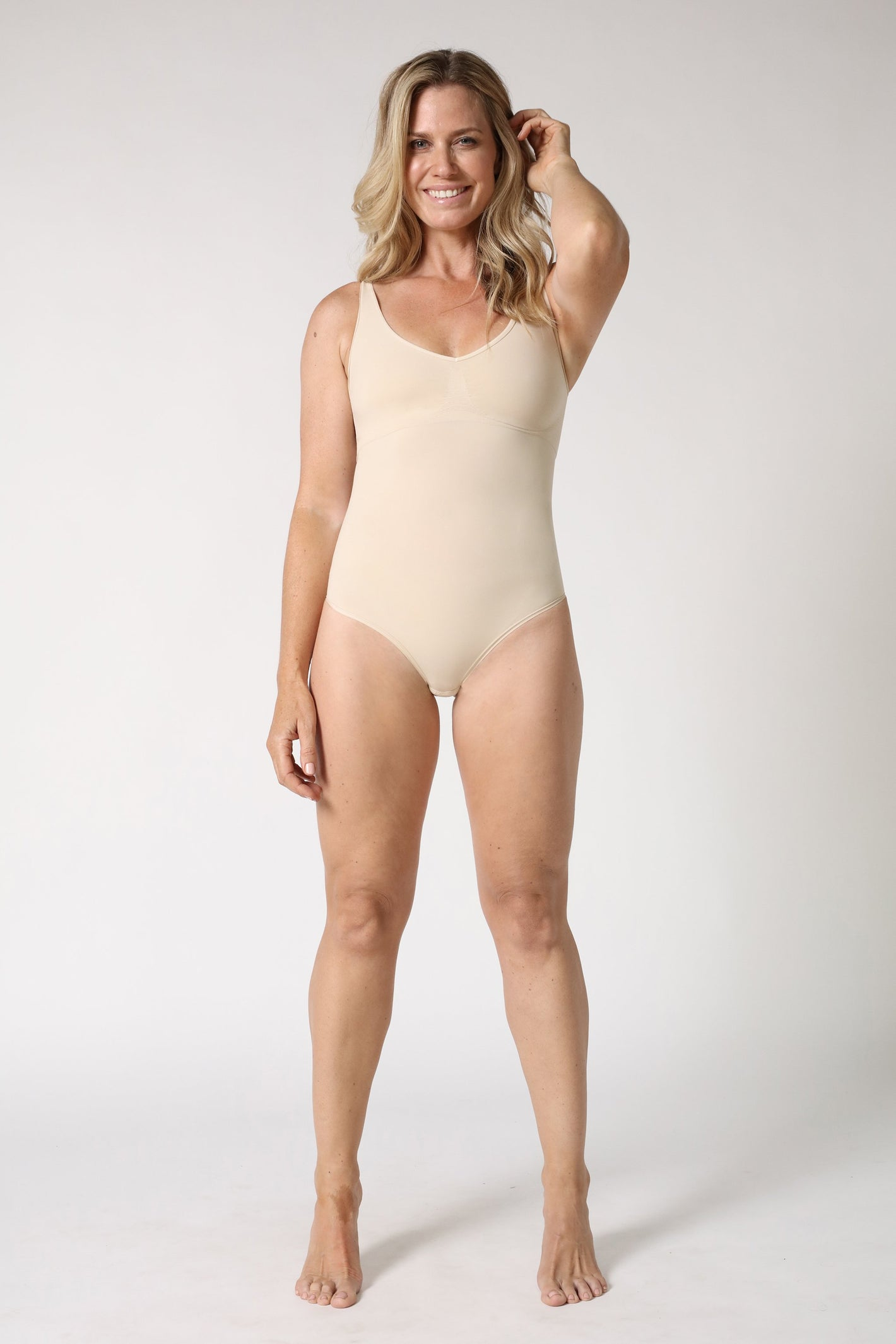 Sleex Shapewear Kollektion - Hautfarben