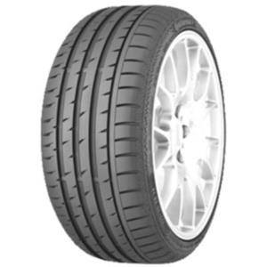 Continental ContiSportContact 5 MO SUV - 255/50 R19 103W