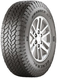 General Grabber AT3 OWL - 235/70 R16 110S