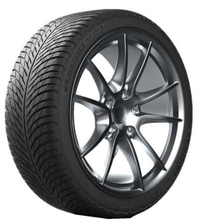 Michelin Pilot Alpin 5 XL - 225/55 R18 102V