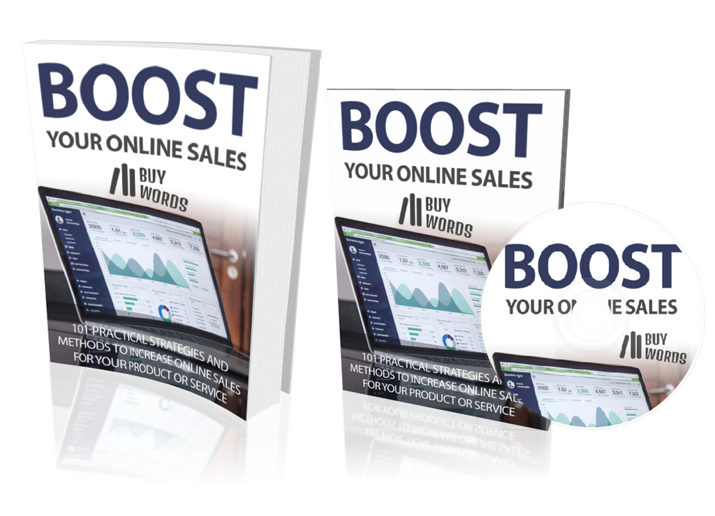 [FULL COURSE] BOOST YOUR ONLINE SALES