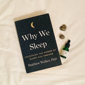 WHY WE SLEEP | BY MATTEW WALKER
