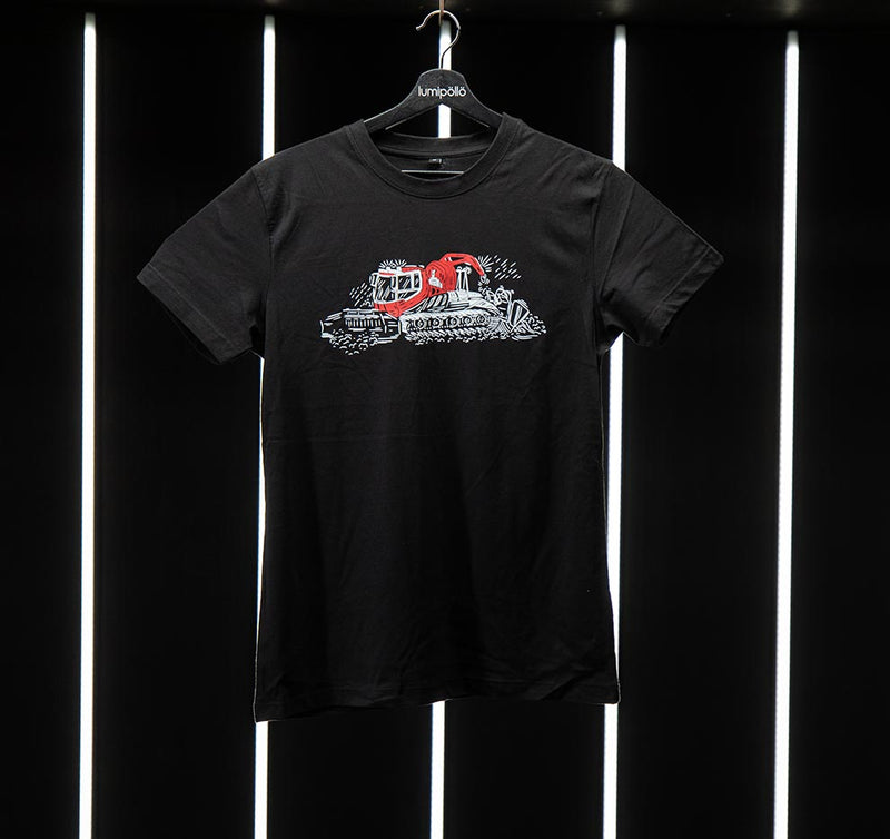 Kids - Red Edition T - Shirt schwarz