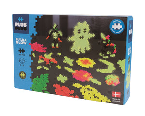"Plus plus τουβλάκια - Basic 360 ""Glow in the dark"""