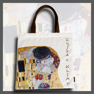 Shopping bag-art Klimt