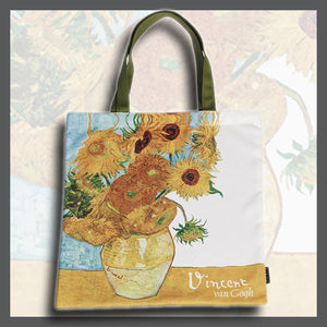 Shopping bag-art Van Gogh