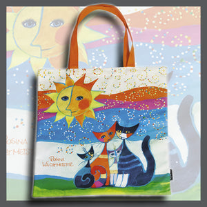 Shopping bag-art Rosina