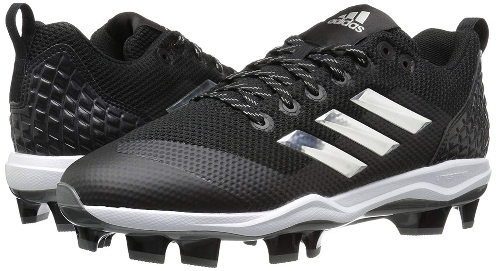 Spikes Beisbol Softbol Adidas Power Alley 5 Negro INFANTIL
