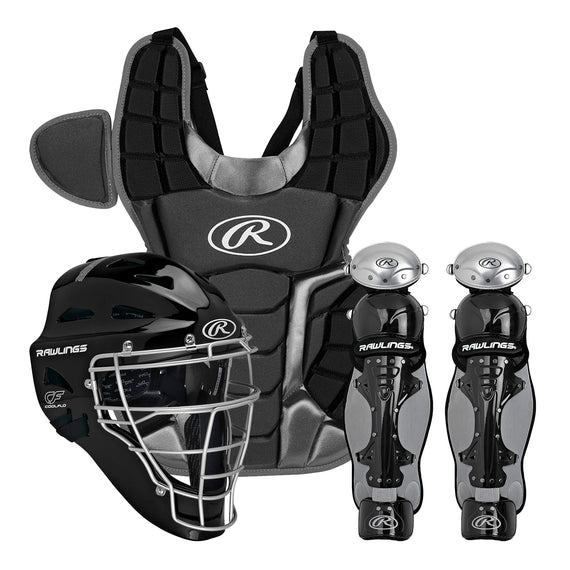 Arreos Equipo Catcher Rawlings Renegade 2.0 Adulto Negro
