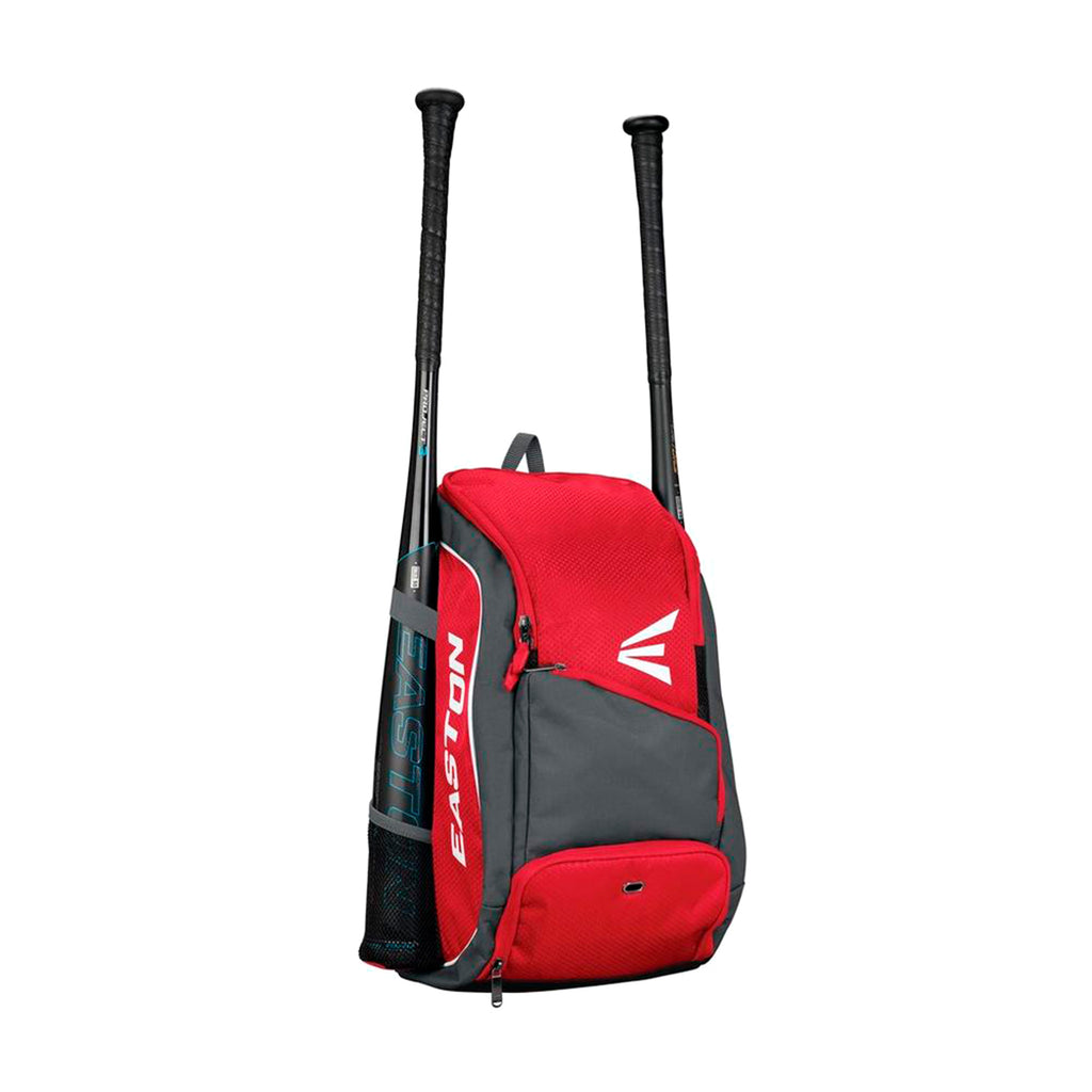 Back Pack Beisbol Softbol Easton Game Ready Rojo