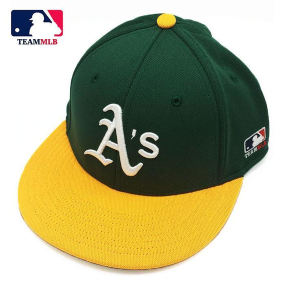 NEW Original Baseball  Cap 595 Stretch Fit MLB  Oakland Athletics - brand-new-original Shoes & Caps