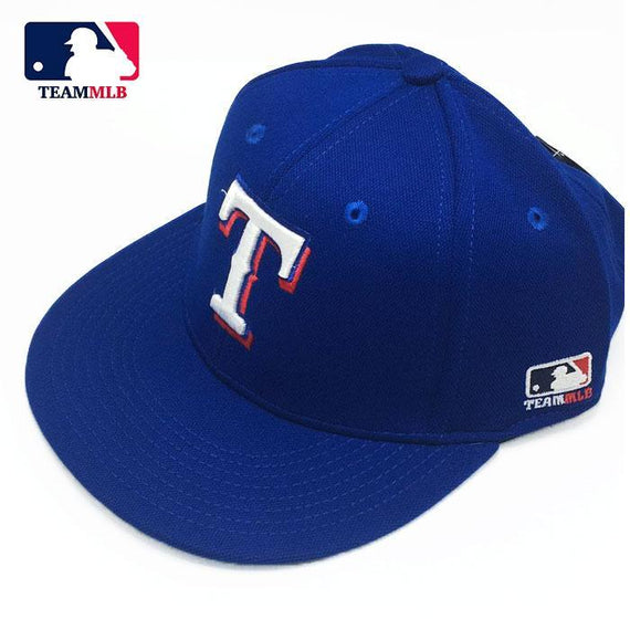 NEW Original Baseball  Cap 595 Stretch Fit MLB Texas Rangers - brand-new-original Shoes & Caps