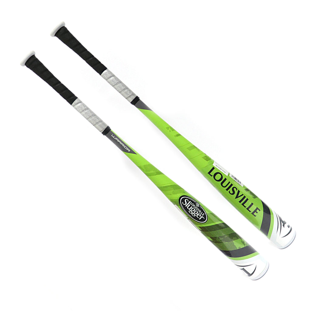 Bat Beisbol Louisville Warrior Verde Aluminio ADULTO