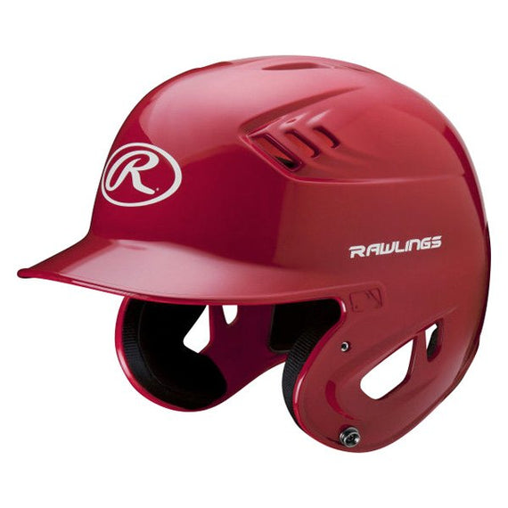 Casco Beisbol Rawlings CoolFlo Rojo 6 1/2 - 7 1/2 Doble Oreja  ADULTO