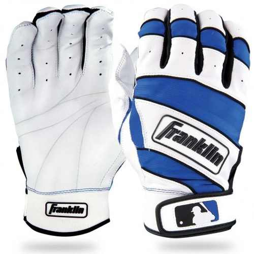 Guanteletas Beisbol Franklin The Natural II Blanco Rey ADULTO