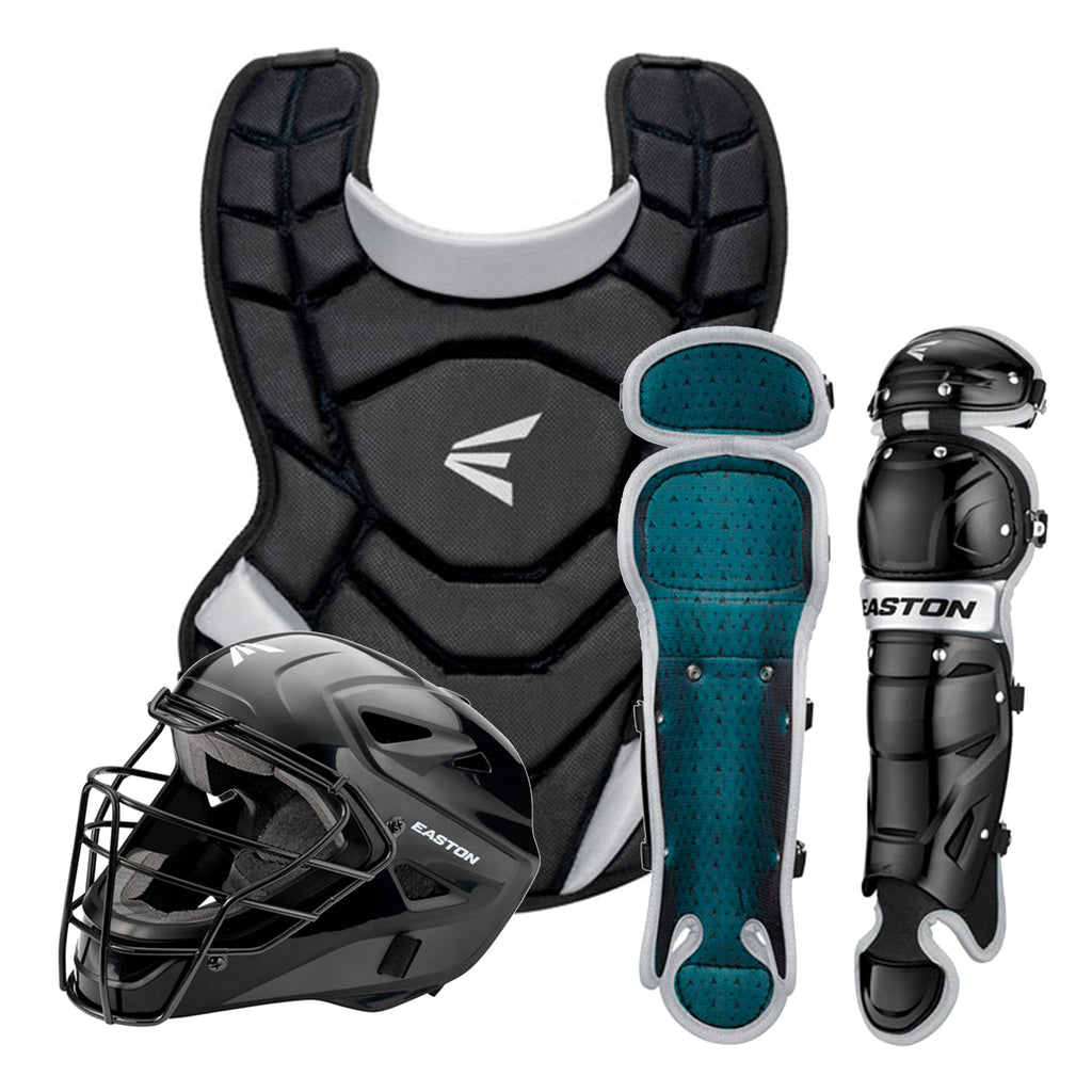Equipo de Catcher Beisbol Easton Black Magic 2.0 INFANTIL (6 a 8 Años)