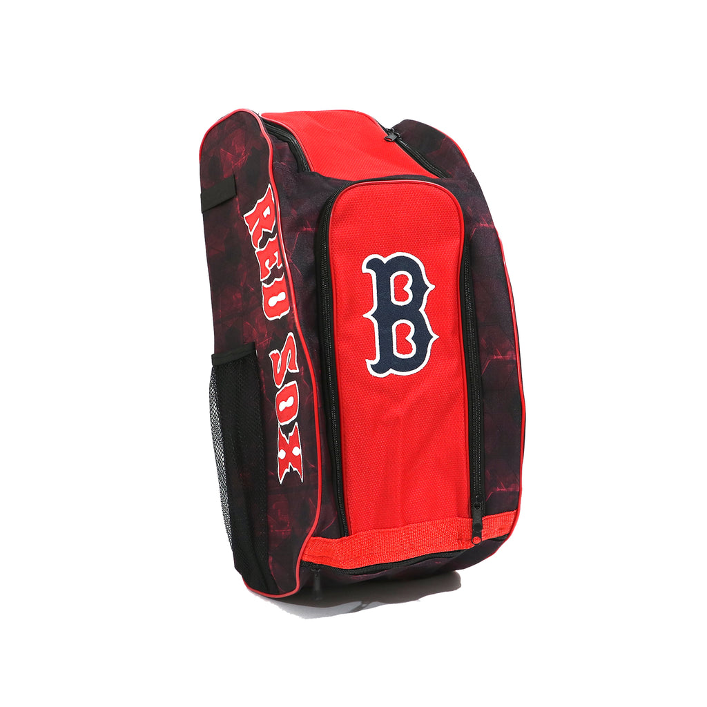 Back Pack Beis Soft BS Red Sox Rojo Negro Camu BPBS100321RSN