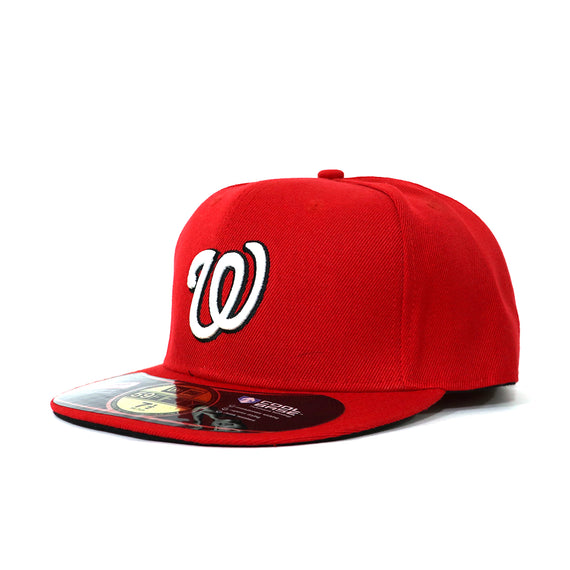 Gorra Beisbol New Era Washington Nacionales Cerrada 7 1/2