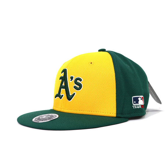 Gorra Beisbol Original Mlb Team Q3 Atleticos Oakland Ajustable