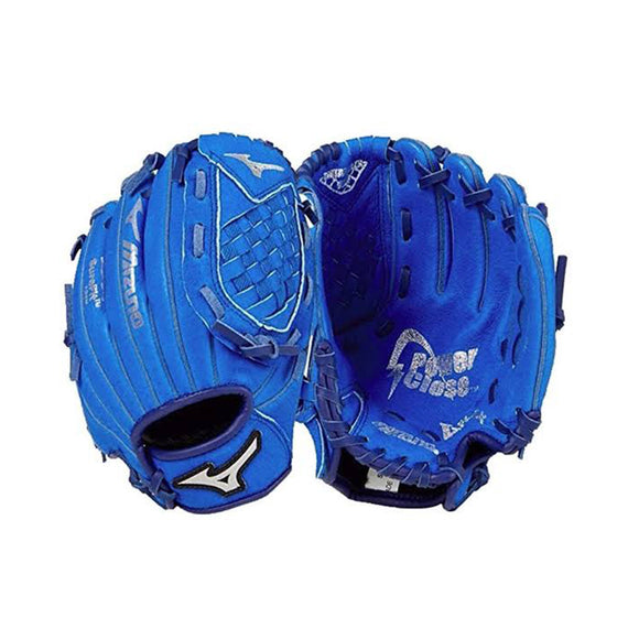 Guante Beisbol Mizuno Power Close Azul INFANTIL