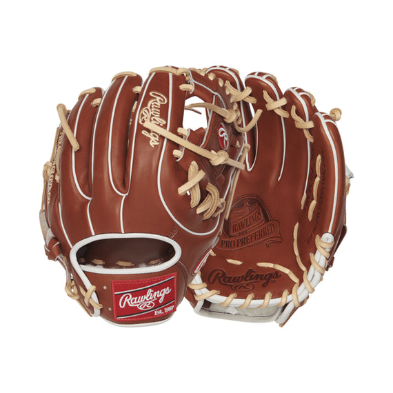 Guante Beisbol Rawling Pro Preferred Café ADULTO