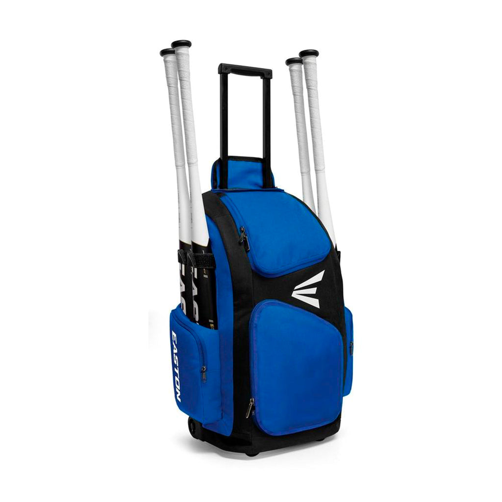 Maleta Beisbol Softbol Easton Traveler Stand Up Rey