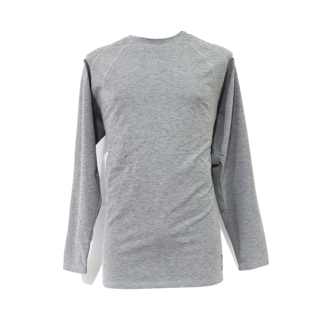 Playera Easton Algodón Gris ADULTO