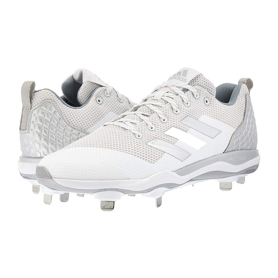 Spikes Beisbol Adidas Power Alley 5 Blanco