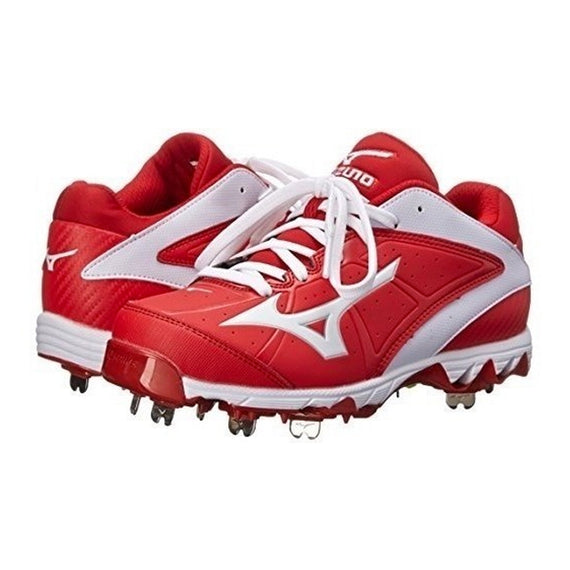 Spikes Beisbol Mizuno Swift 4 Rojo