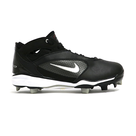 Spikes Beisbol  Softbol Nike A Rod Negro Intercambiables