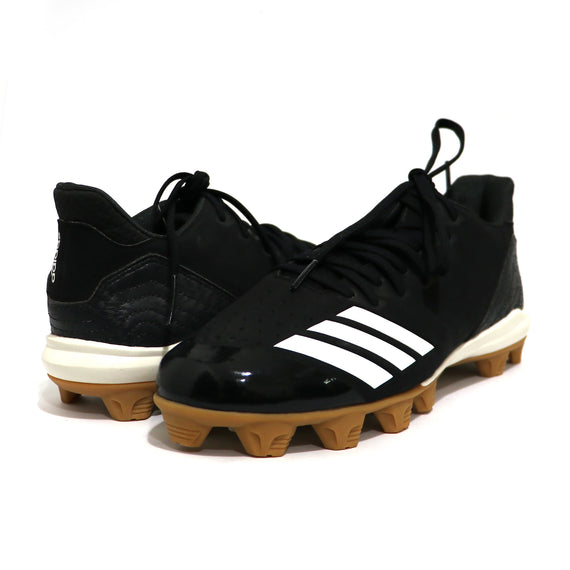 Spikes Beisbol Softbol Adidas Icon 4 MD Negro