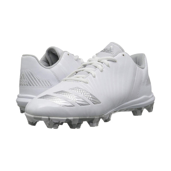 Spikes Beisbol Softbol Adidas Icon 2018 Blanco