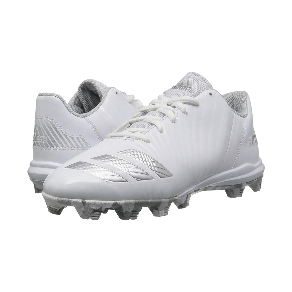 Spikes Beisbol Softbol Adidas Icon MD Blanco INFANTIL