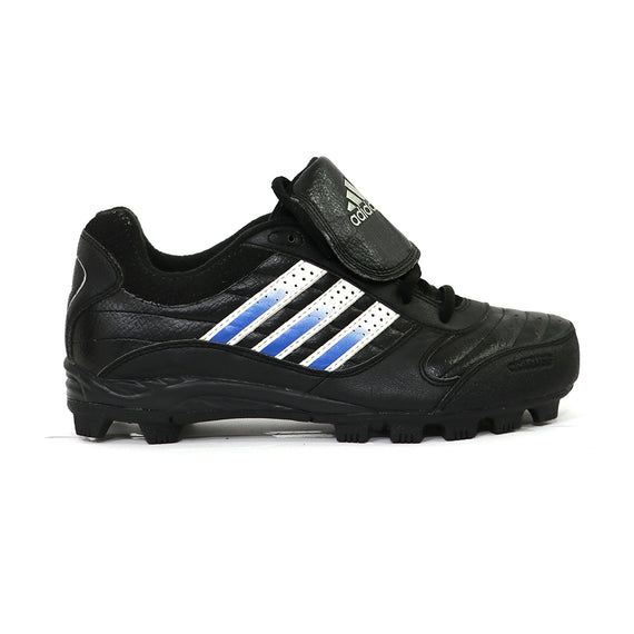 Spikes Beisbol Softbol Adidas Triple Star 6 Low Negro Azul INFANTIL