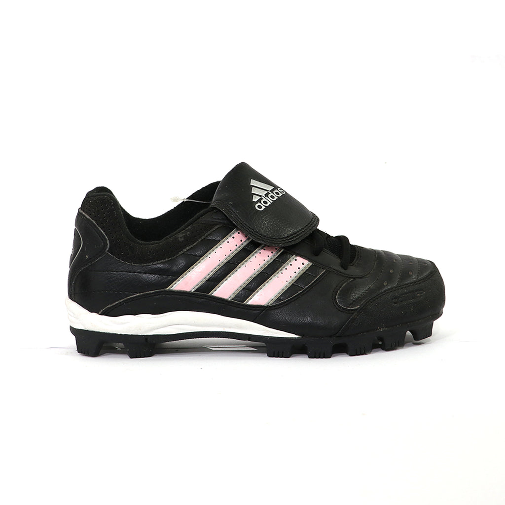 Spikes Beisbol Softbol Adidas Triple Star 6 Low Negro Rosa INFANTIL