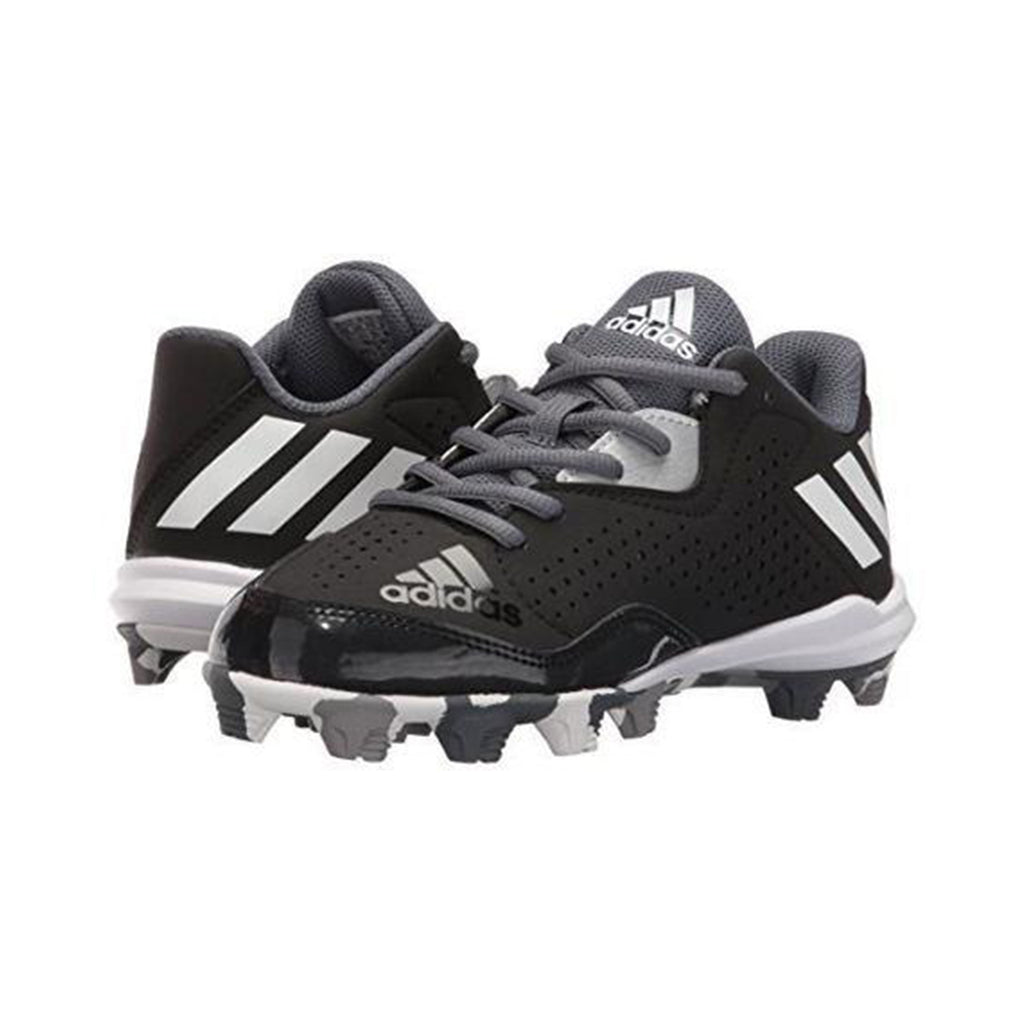 Spikes Beisbol Softbol Adidas Whell House 4 Low Negro INFANTIL