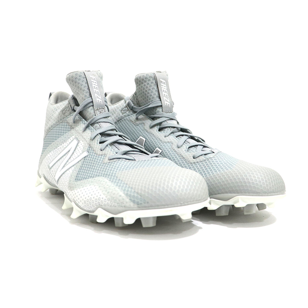 Spikes Beisbol Softbol New Balance Freeze Gris