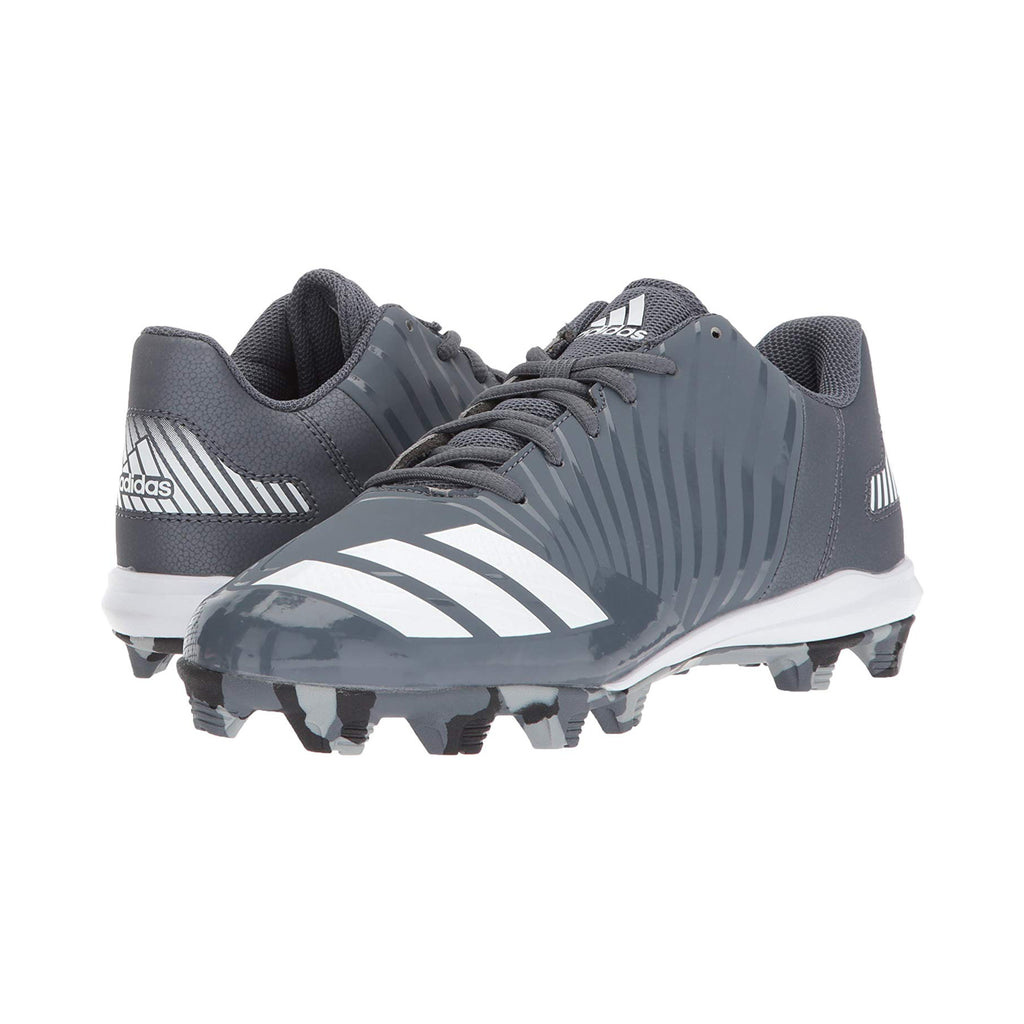 Spikes Beisbol Softbol Adidas Icon 2018 Gris