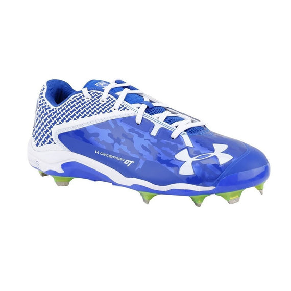 Spikes Beisbol Under Armour Deception DT Blanco Rey