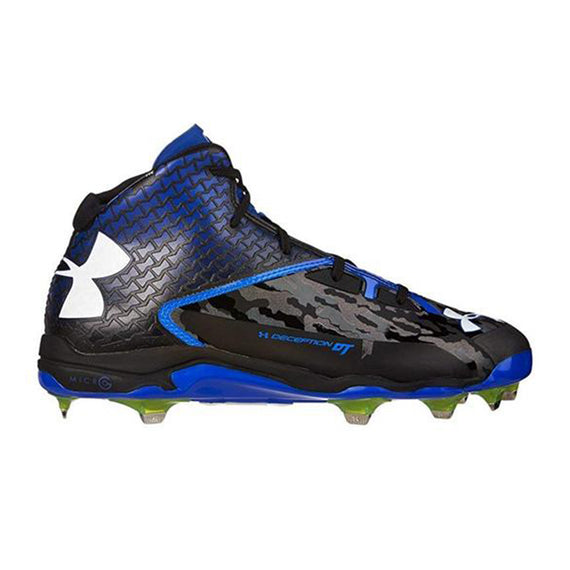 Spikes Beisbol Under Armour Deception Mid Azul Camu