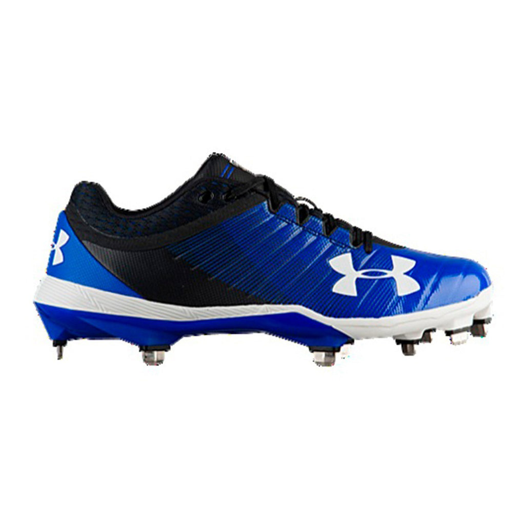 Spikes Beisbol Under Armour Yard Low Negro Azul