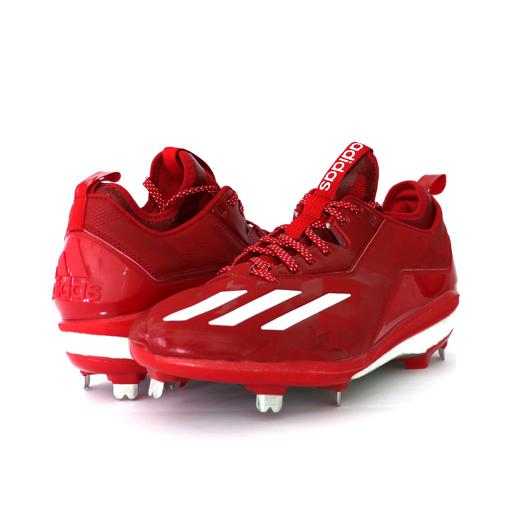 Spikes Beisbol Adidas Boost Icon 2 Metal Rojo