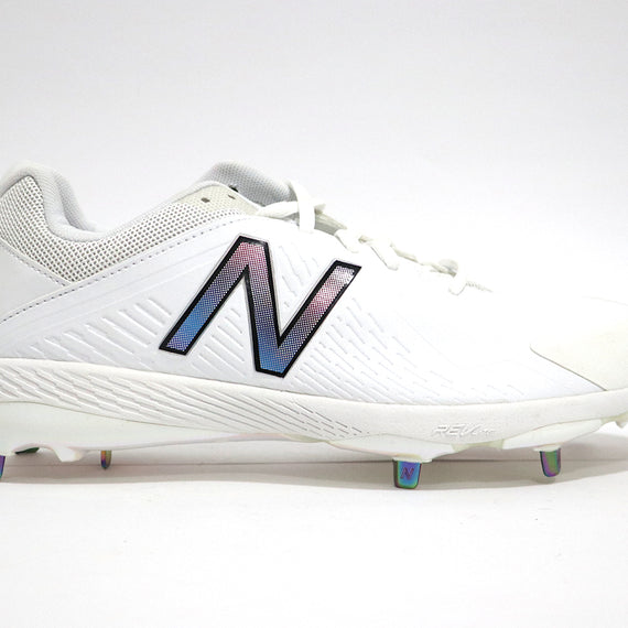 Spikes Beisbol New Balance Rev Lite Blanco