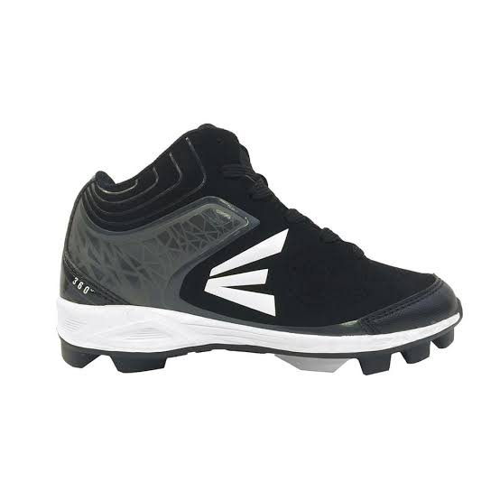 Spikes Beisbol Softbol Easton 360 Mid Negro INFANTIL
