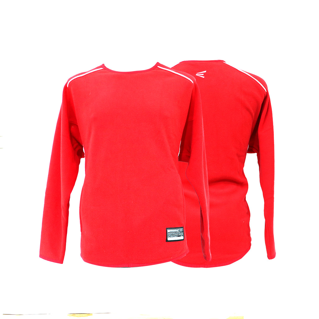 Sudadera Easton Felpa Rojo ADULTO