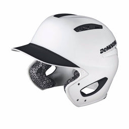 Casco Beisbol Demarini Ajustable Blanco  T-Ball