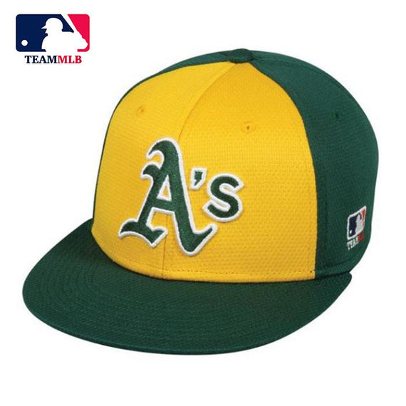 Gorra Original De Beisbol Ajustable 400 MLB athletics oakland Bi-color