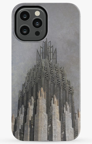 Tulsa Art Deco Spires Phone Case